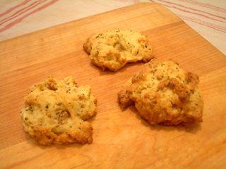 紅茶のロッククッキー1