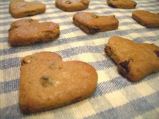 卵白のスパイスクッキー2