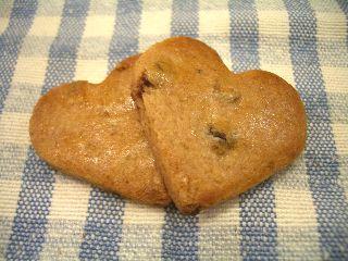 卵白のスパイスクッキー3