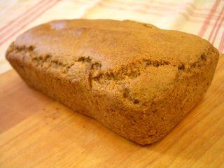 水で作る☆コーヒーパウンドケーキ1
