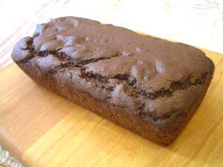 水で作る☆ココアパウンドケーキ1
