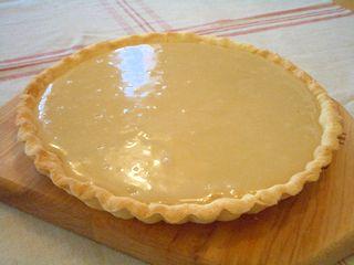 豆乳で作るレモンクリームパイ3