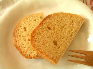 ホームベーカリーでブランデーケーキ5