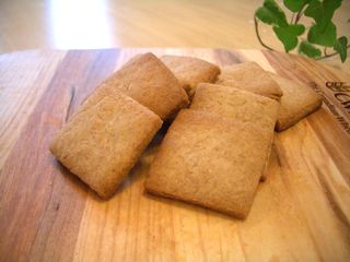 サクサク塩メープルクッキー1