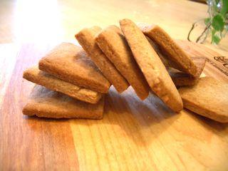 サクサク塩メープルクッキー2