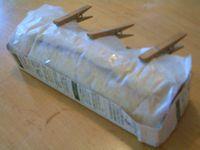 ココア豆腐クリームのロールケーキ4