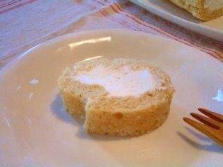 卵なし☆ロールケーキのスポンジ26