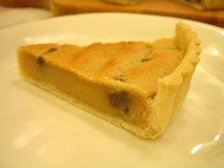 豆腐のアーモンドクリームパイ5