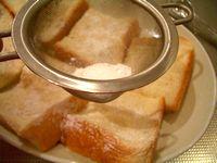卵なし☆フレンチトースト1