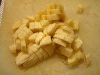 バナナの厚焼きビスケット1