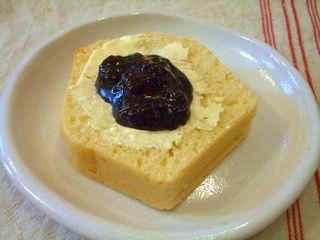 甘さ控えめのパウンドケーキ3