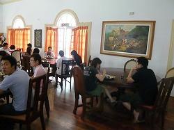 クラーク食堂9