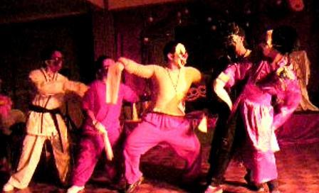 韓国仮面舞踊