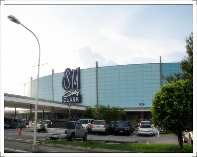 SMショッピングモール、バギオの3倍の規模