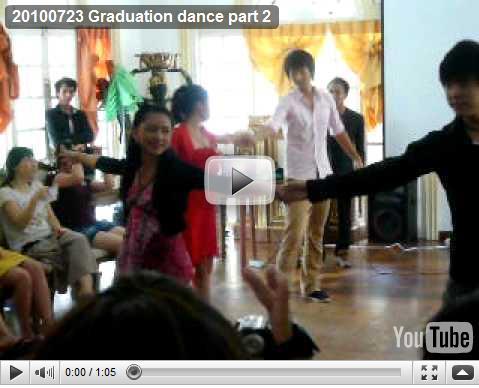 100723 Graduation dance part2