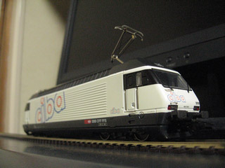SBB Re460 ciba