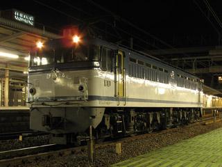 EF65-118@大宮
