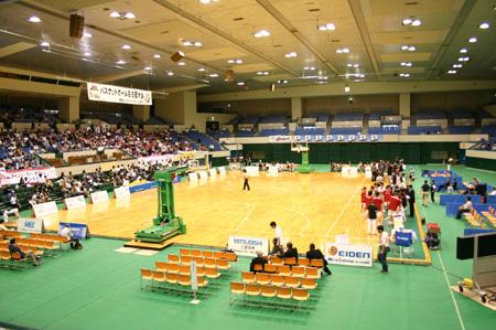 愛知県体育館へ | r-43city - 楽...