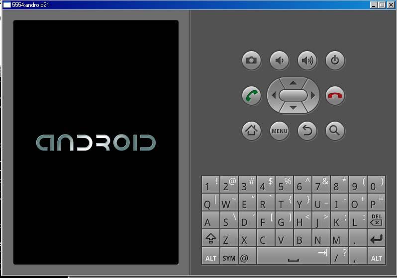 android起動中.JPG