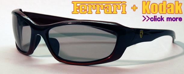 Ferrari KODAK