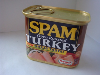 TURKEY SPAM♪