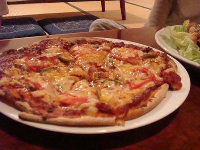pizza♪