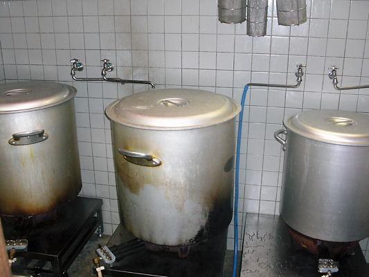 たんろん秘密のスープ室