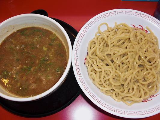 江戸つけ麺