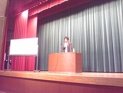 武蔵野中学講演1