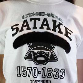 もののふ佐竹義宣Tシャツ