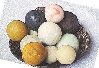 ソープボール's