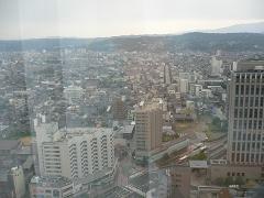 ホテル日航金沢*25階からの眺め.JPG