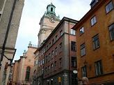 gamla stans_The cathedral_the oldest building in Stockholm built in 1279.JPG