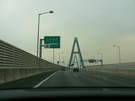 常滑から三重へ*伊勢湾岸道_名港潮見付近.JPG