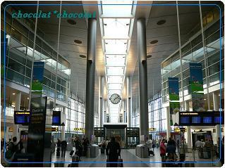 コペンハーゲン*カストラップ空港.JPG