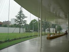 金沢21世紀美術館*ホワイエ.JPG