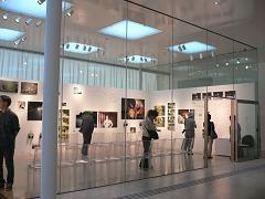 金沢21世紀美術館*うめめ:梅佳代さんの写真展.JPG