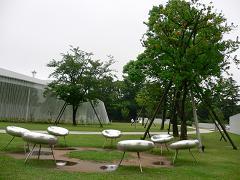 金沢21世紀美術館*市役所側入り口.JPG