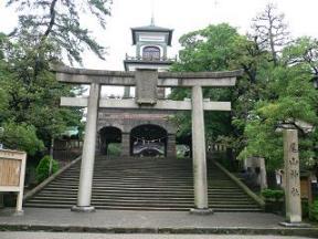 金沢*利家とまつ縁の尾山神社.JPG