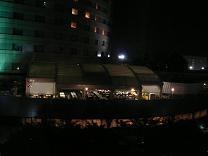全日空ホテル金沢(お向かい)のビアテラス.JPG
