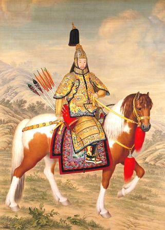 430px-The_Qianlong_Emperor_in_Ceremonial_Armour_on_Horseback.jpg