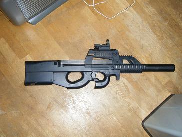 私のP90 改造その2.JPG