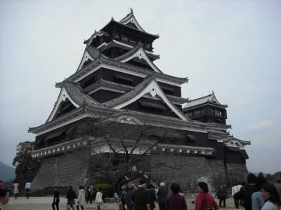 熊本城!!