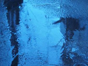 水溜りタングステン