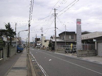 蟹田郵便局