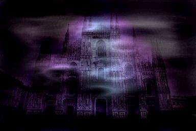 寺院 紫霞