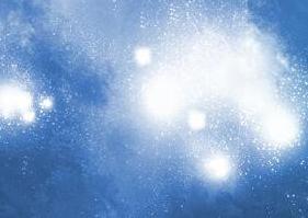 銀河の白星