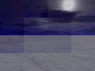 荒野の月(アパサ&ソラータ)