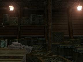 夜の武器庫