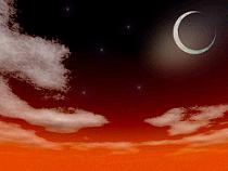twilight upper moon